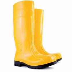 Buty robocze gumowce MAXX S5 żółte