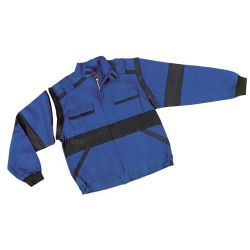 Bluza robocza EDA niebieska