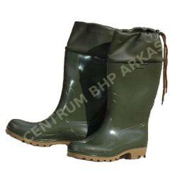 Buty robocze gumowce GRAND S z kołnierzem