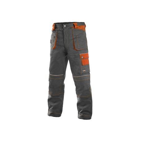 Spodnie robocze do pasa ORION TEODOR szare