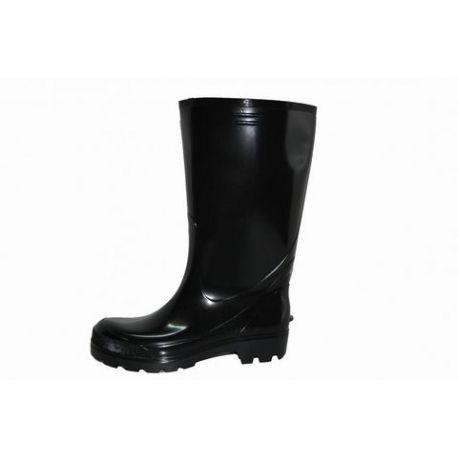 Buty robocze gumowce GRANDER czarny