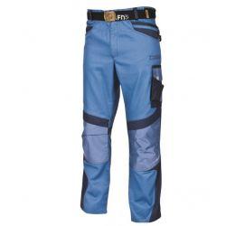 Spodnie robocze do pasa R8ED+ nieb.